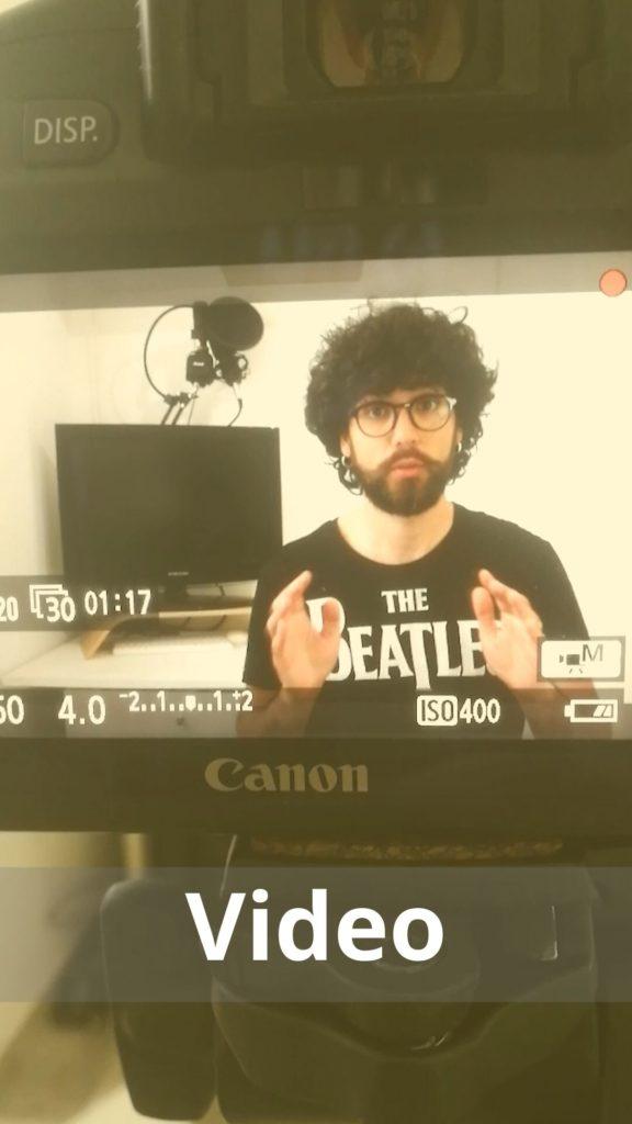 immagine guarda i video