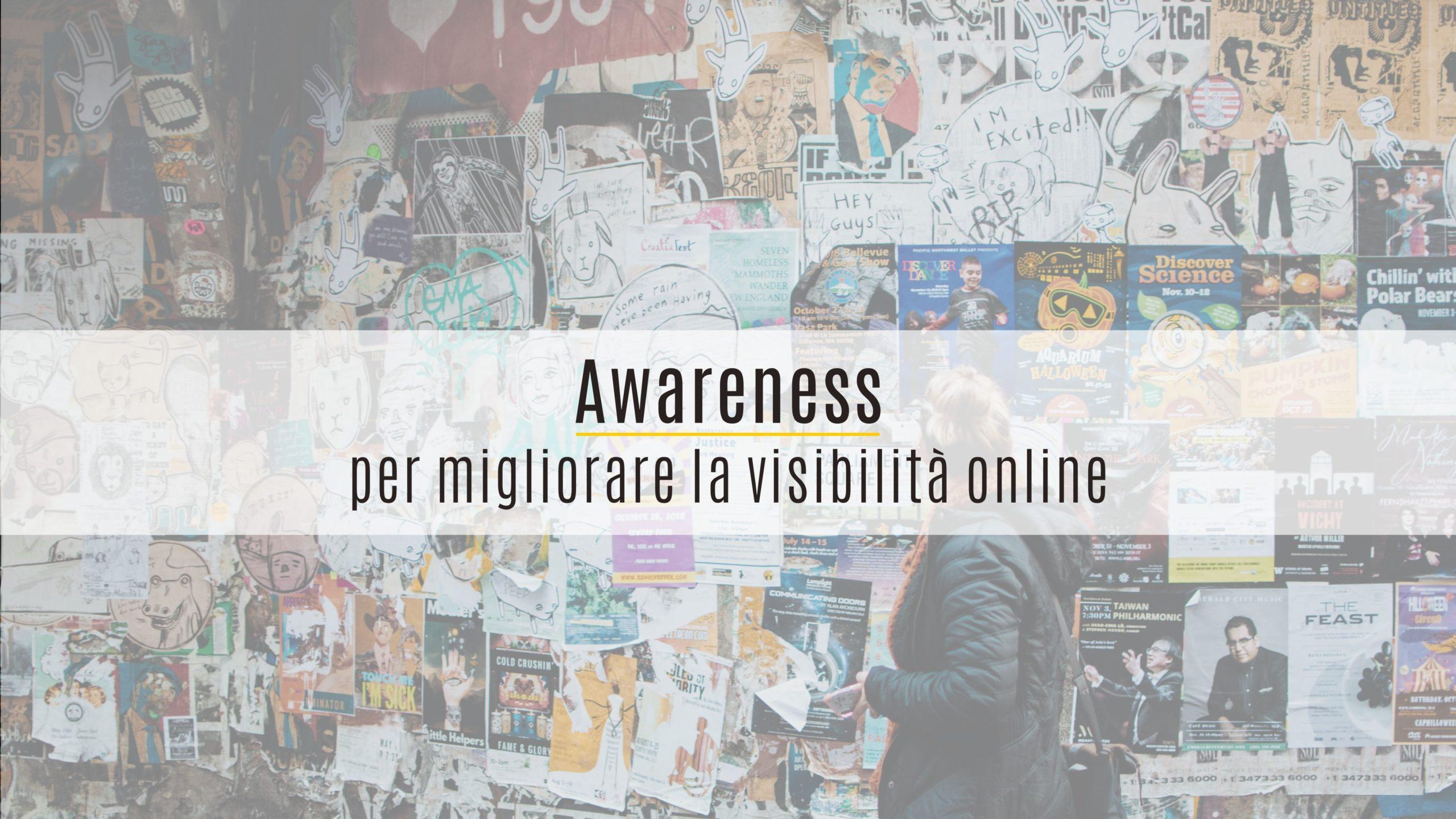copertina articolo su marketing Funnel Awareness